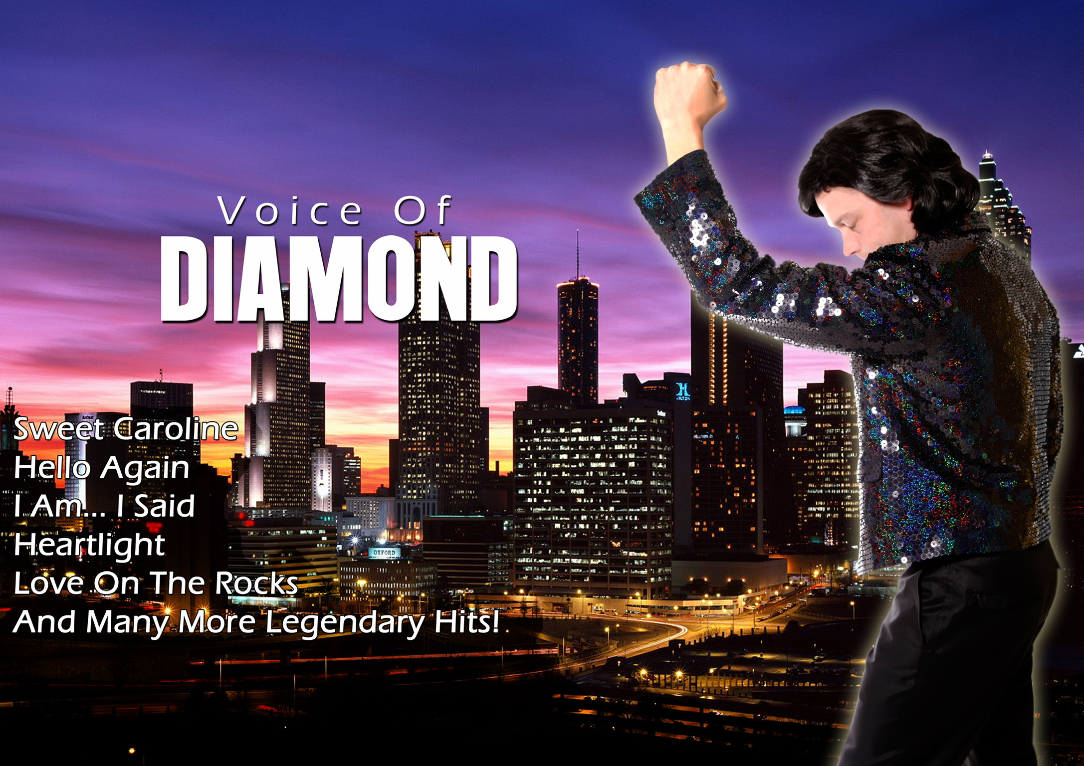 Voice Of Diamond - Sat 13th June 2020