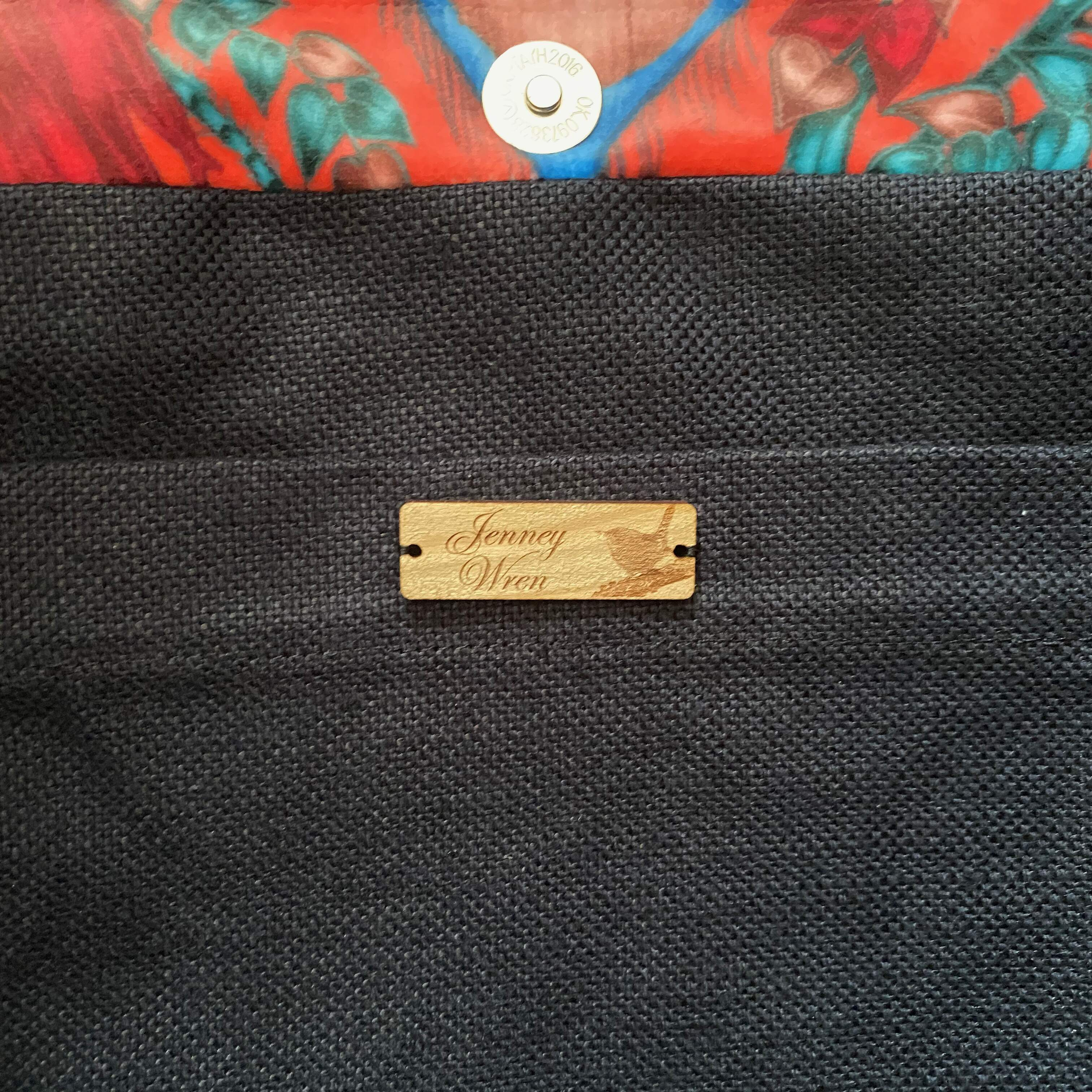 Velvet Amazon Little Tote