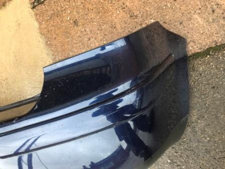 VW Golf MK4 5 door rear bumper