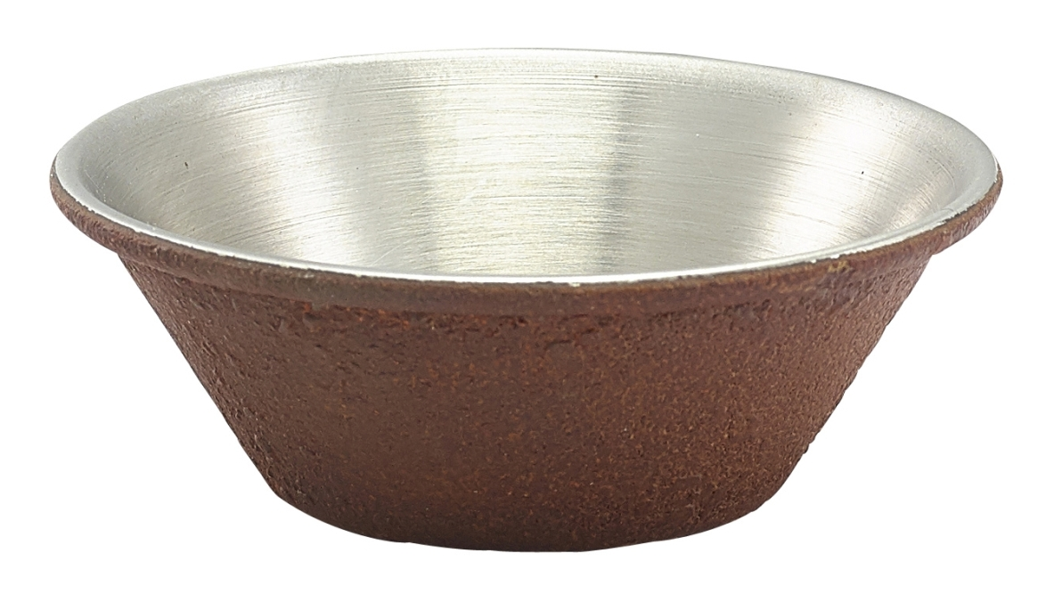 1.5oz Rust Effect Ramekin