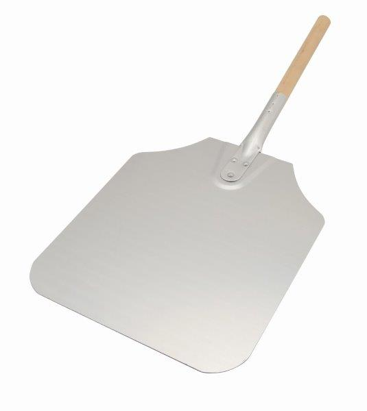 "Pizza Peel Wood Hndl 12 x 14"" Blade 26"" L"