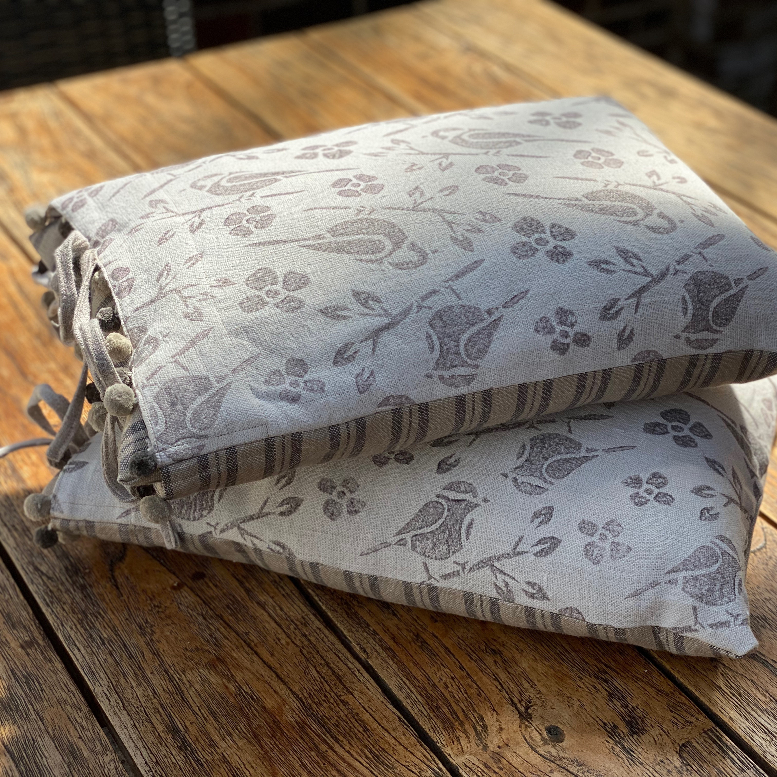 Hand Block Printed Cushions