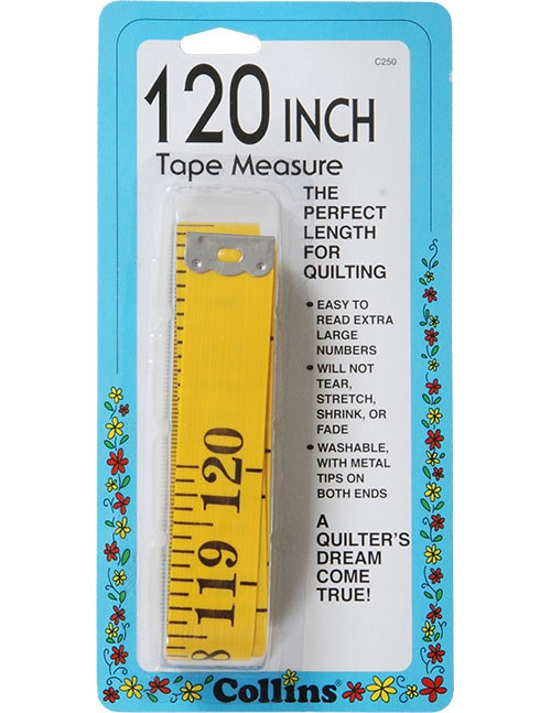 Collins Extra Long Tape Measure