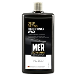 MER Deep Gloss Finishing Wax - 500ml