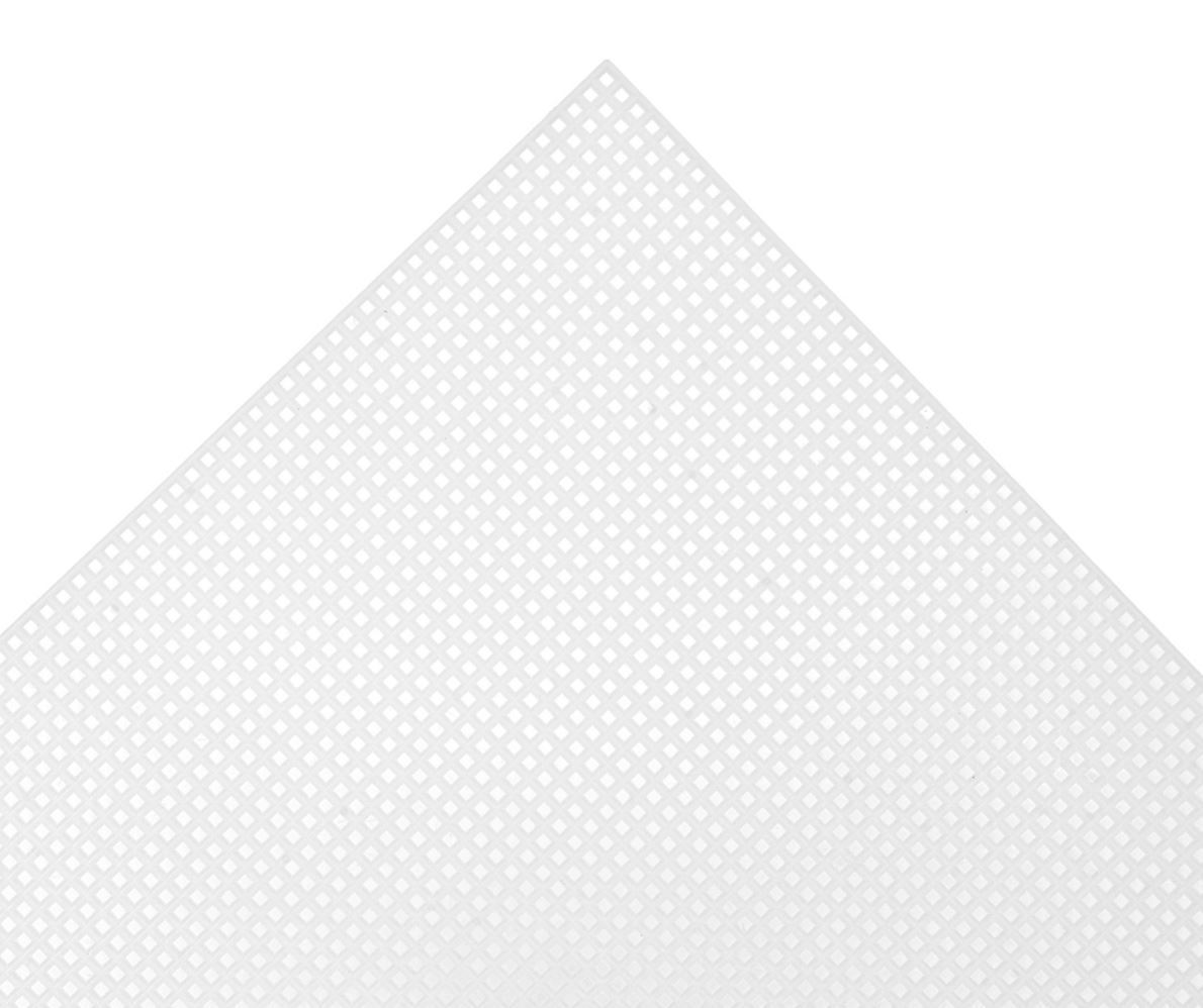 Plastic Canvas 14mesh - Rectangle, 21x28cm, pack of 3