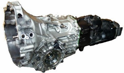 Audi 01E URS4/6 gearbox