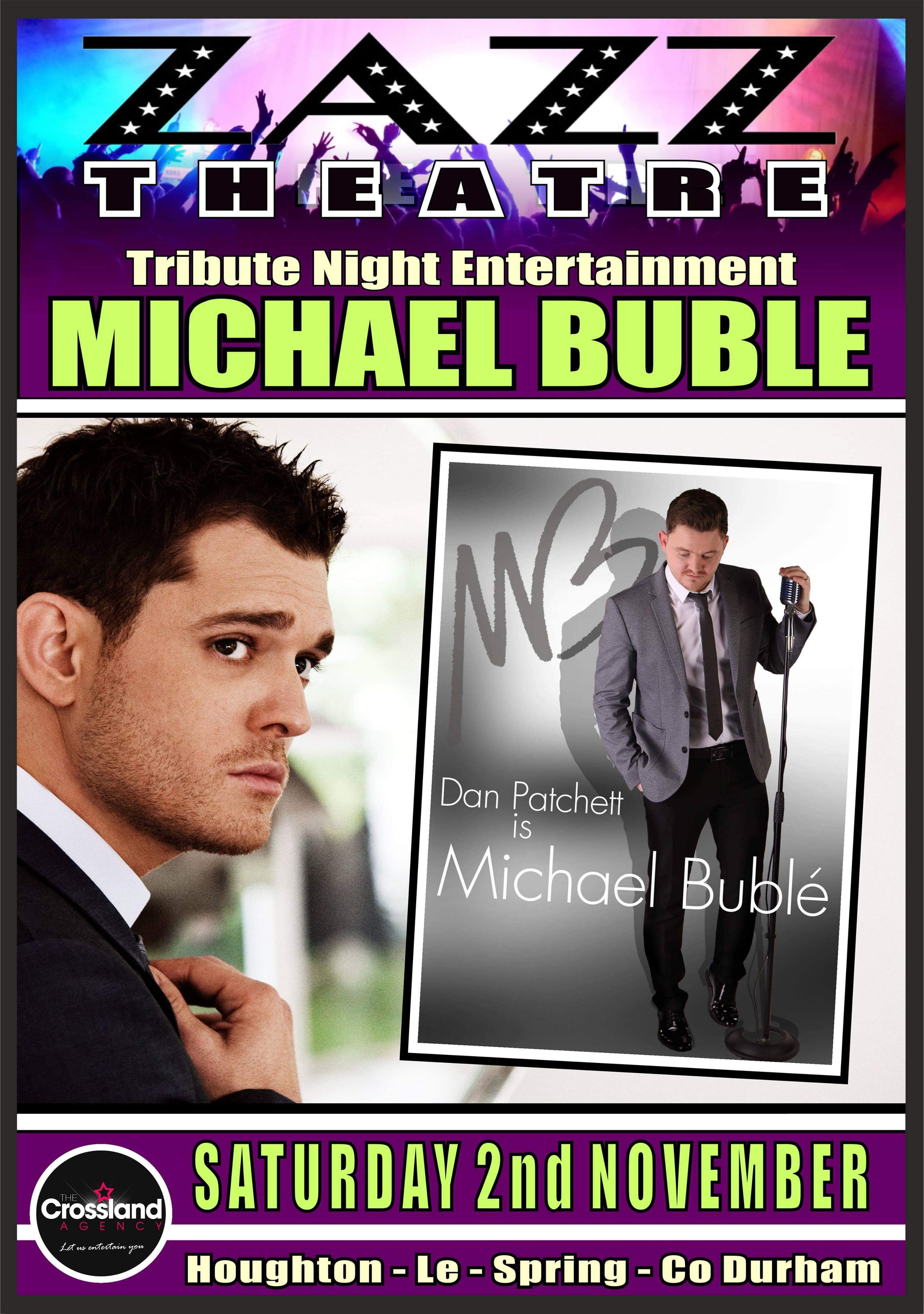 Michael Buble Experience 2nd November 2019