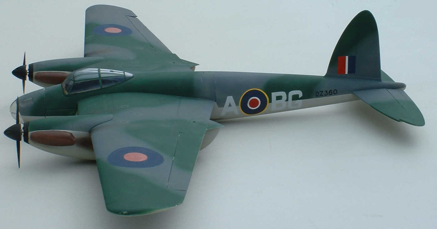 DH98 Mosquito