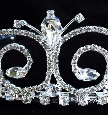 Prom crowns - Ocean spray tiara