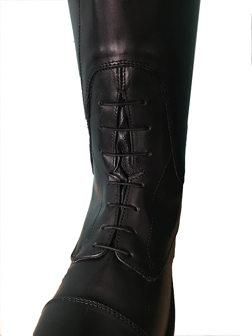 The Atia Field Boot - Black