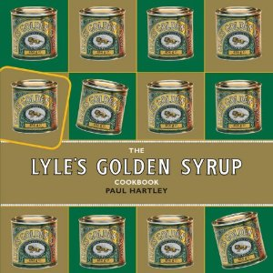 Lyle's Golden Syrup Cookbook Hardback