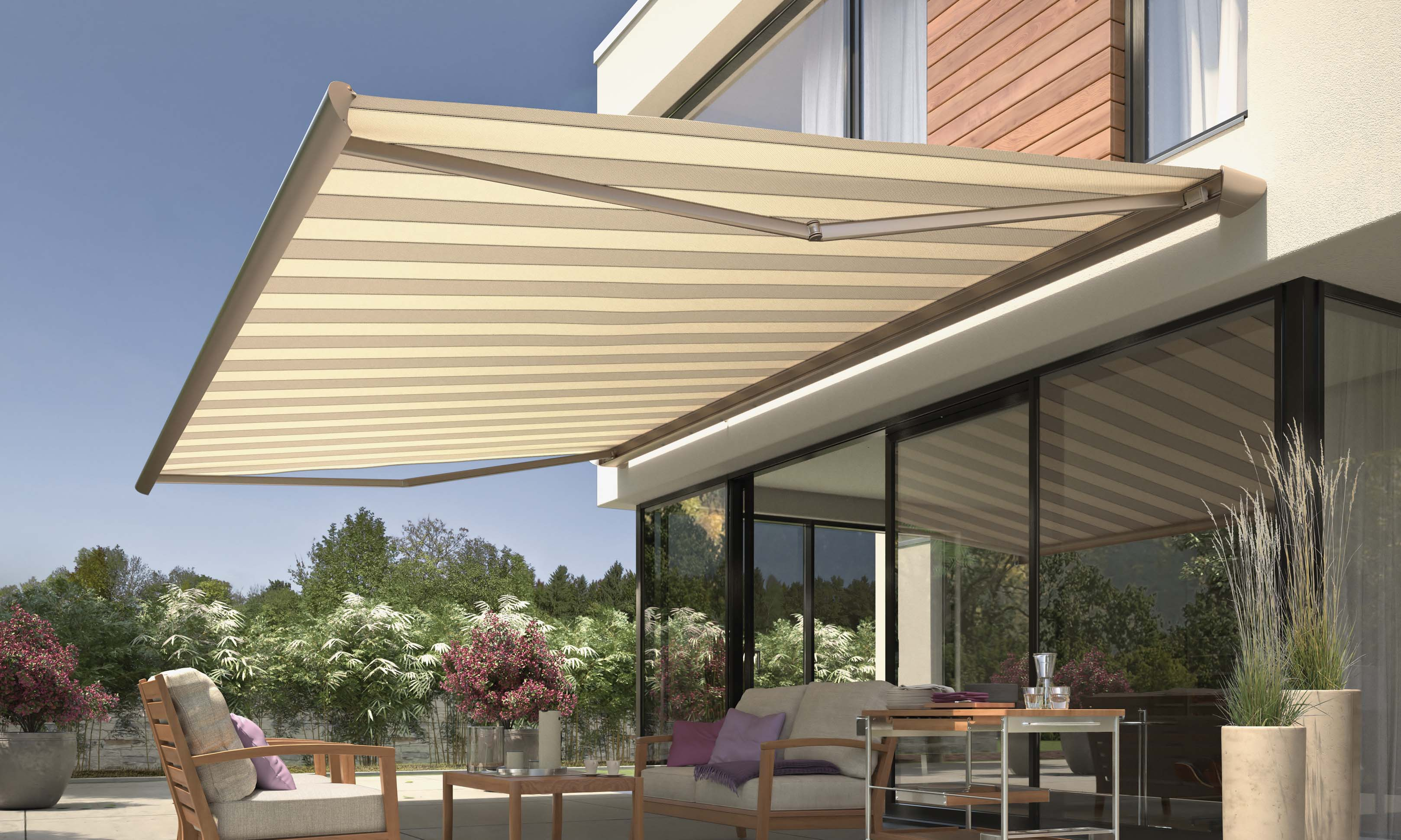 Weinor Zenara Full Cassette Patio Awning