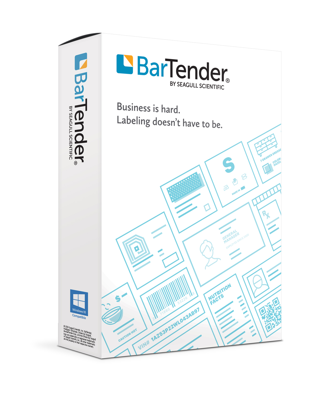 Bartender 2019 Label Design Software Download Your Free Copy Of The Software From Our Website