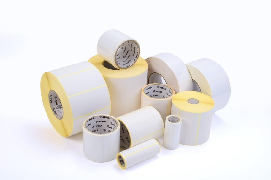 Rolls of Self Adhesive Labels
