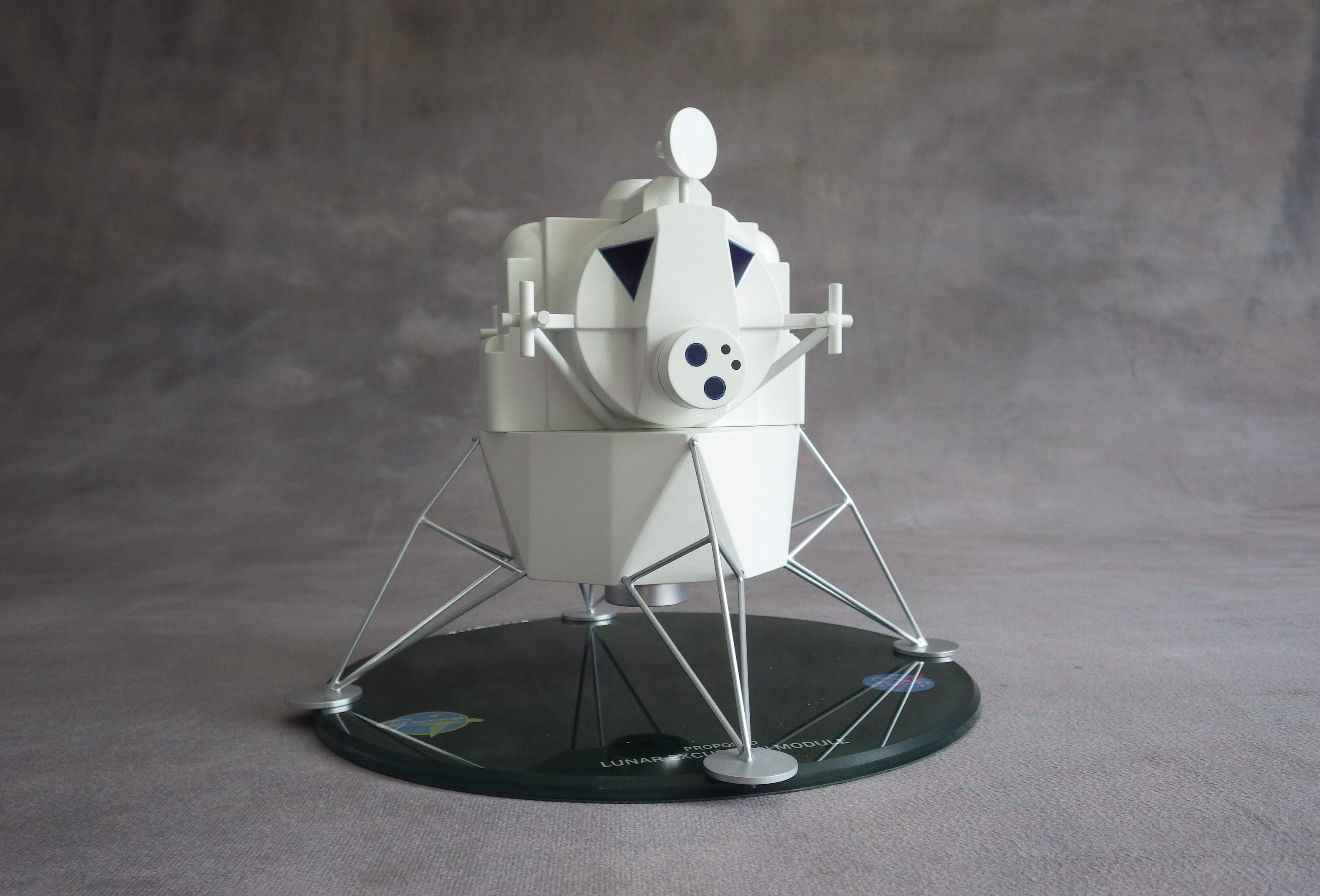 1963 Grumman Lunar Excursion Module