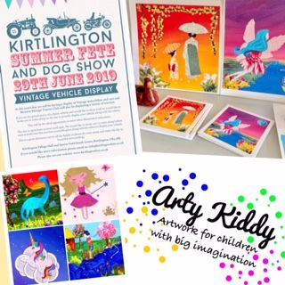 Kirtlington Summer fete: so much happening on Saturday 29/06/19!