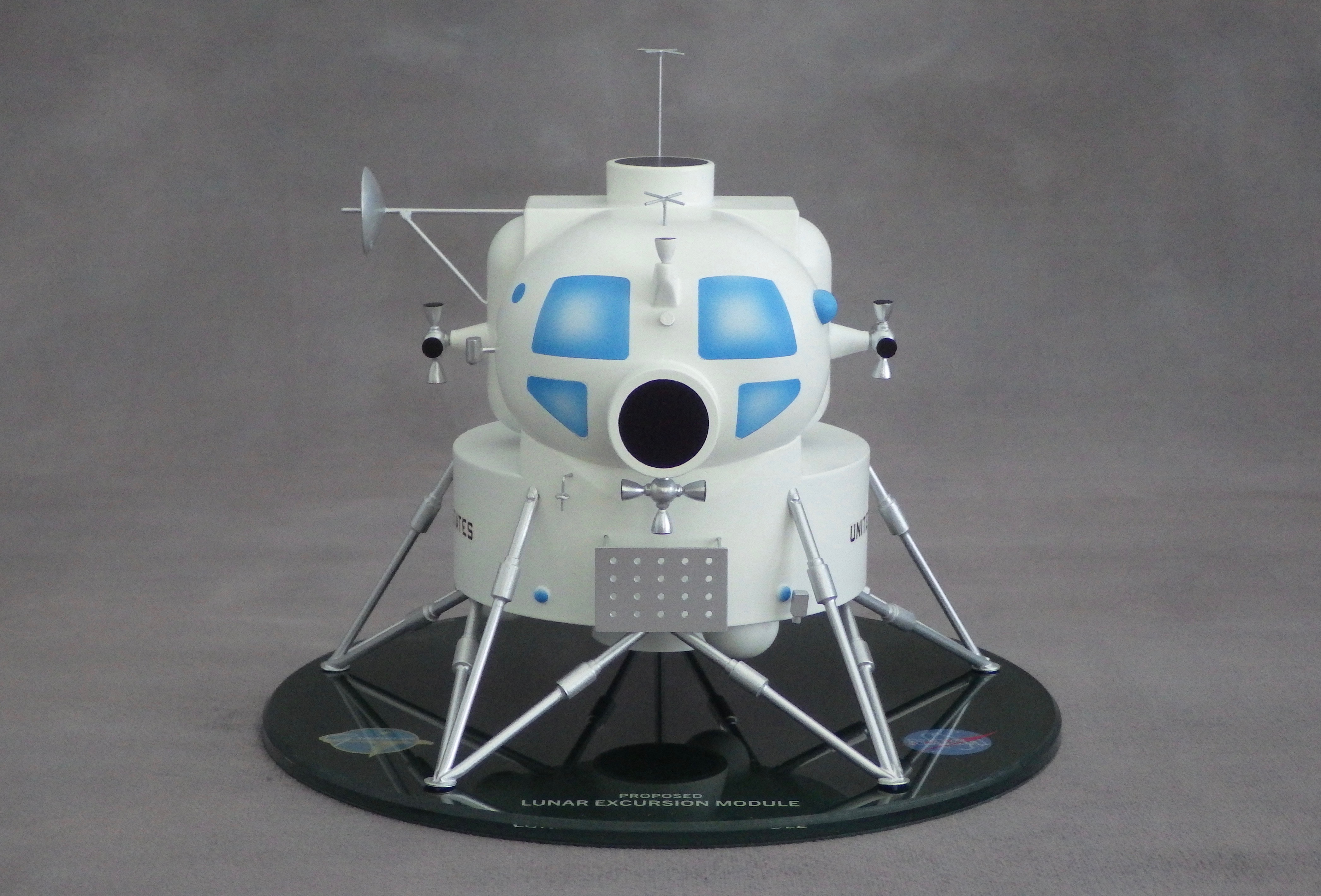 1962 Grumman Lunar Excursion Module