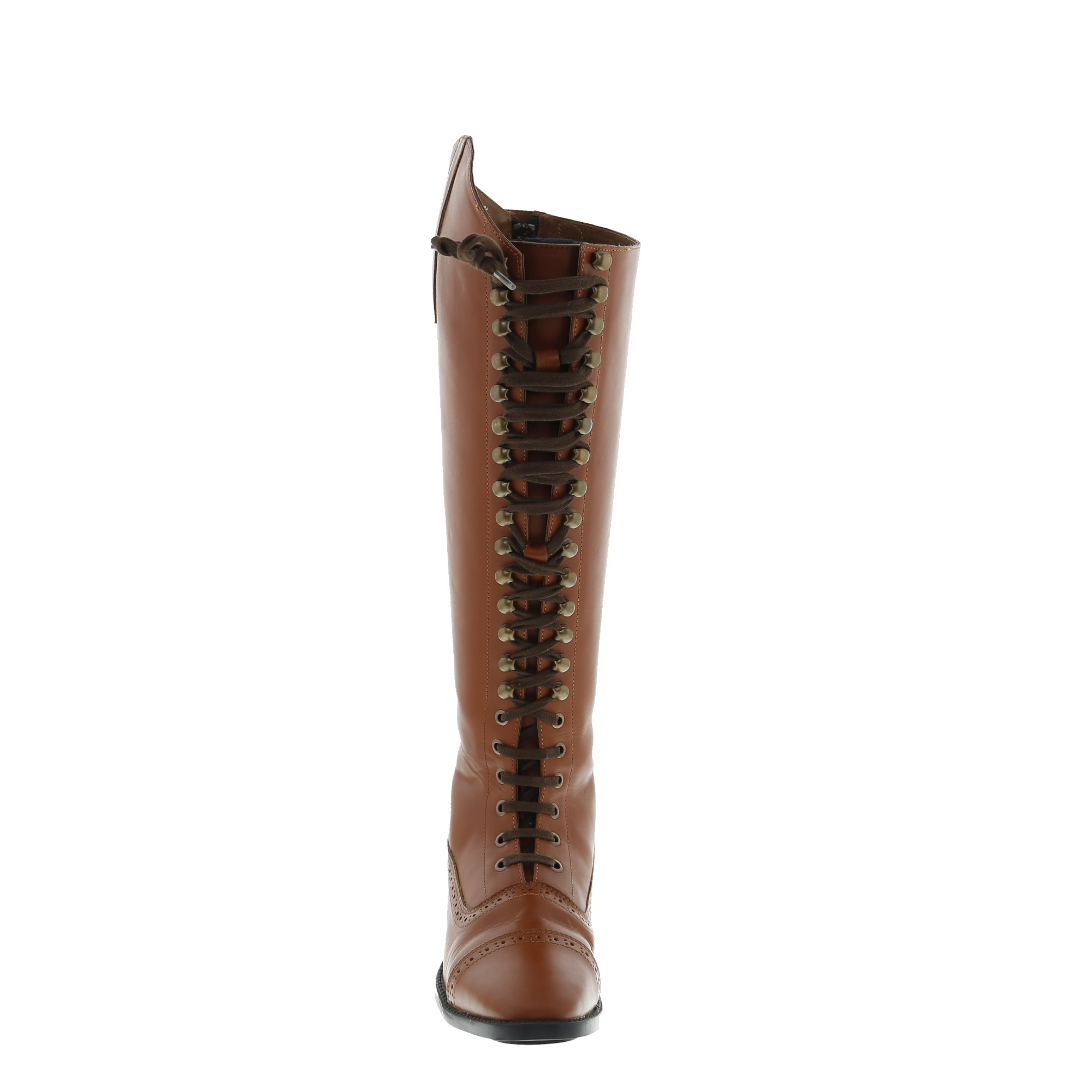 The Pippin Lace Up Dressage Boot