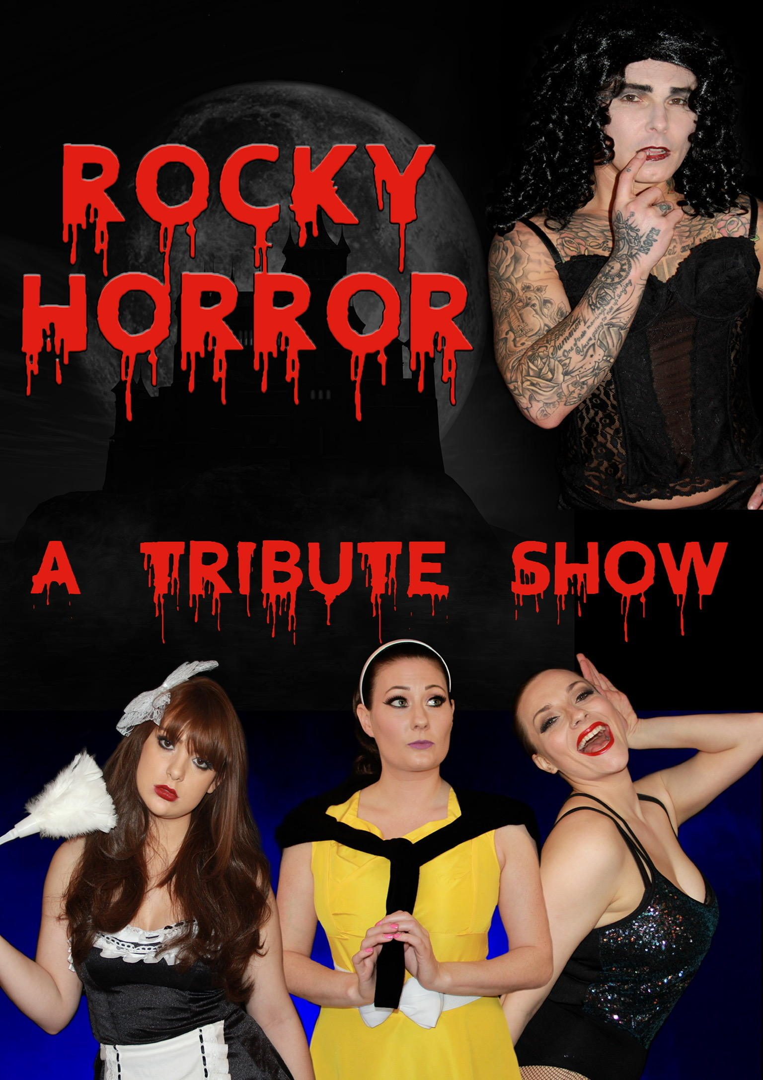 THE ROCKY HORROR EXPERIENCE - Oct 31st 2020