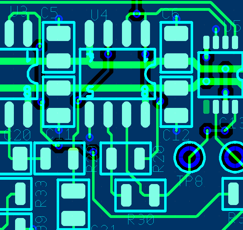 Printed Circuit Board layout Computer Aided Design