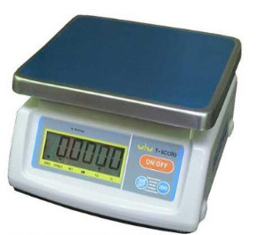 Bench or table top digital scale for general purpose weighing from Proweight.