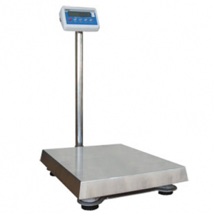 Digital floor standing platform scale from Proweight.