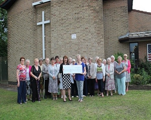 Hall Lane Ladies Fellowship