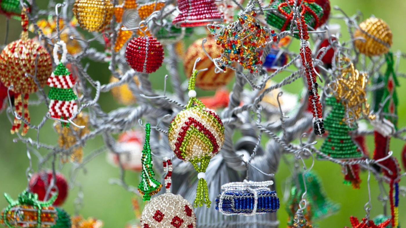 South African Common Christmas Decorations ...
